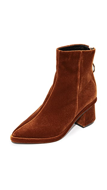 Reike Nen Ring Slim Booties