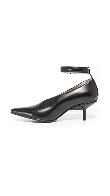 Reike Nen Ankle Strap Pumps