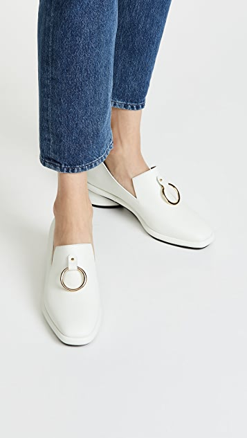 Reike Nen Gold Ring Loafers