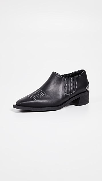 Reike Nen Western Shootie Boots