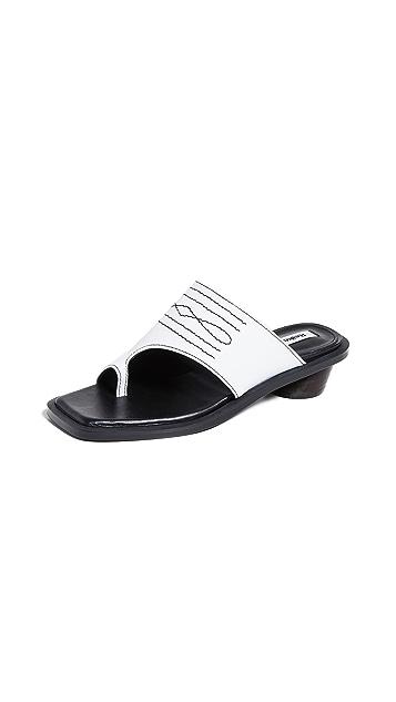 Reike Nen Western Sandals Flats