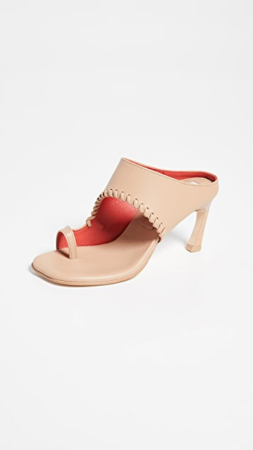 Reike Nen Asymmetry Turnover Sandals
