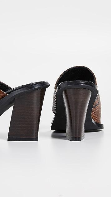 Reike Nen Western Sandals