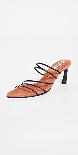 Reike Nen - 五系带尖头凉鞋