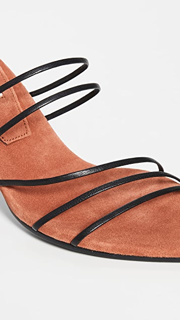 Reike Nen Five Strings Pointed Sandals