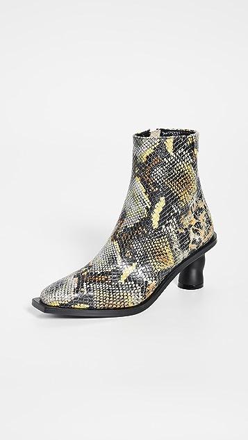 Reike Nen Wave Heel Ankle Boots
