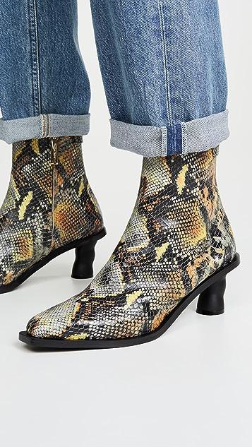 Reike Nen Ботильоны на каблуках Wave