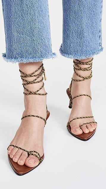 Reike Nen Odd Pair 凉鞋