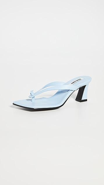 Reike Nen Flip-Flop Heel Sandals