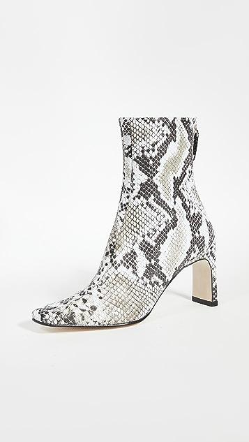 Reike Nen 饰边靴子