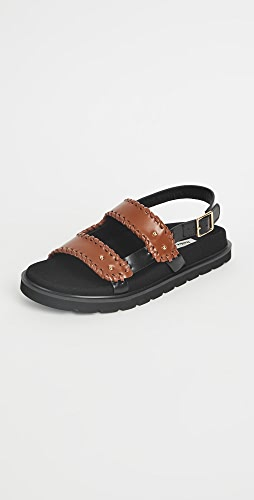 Reike Nen - Turnover Molded Sandals