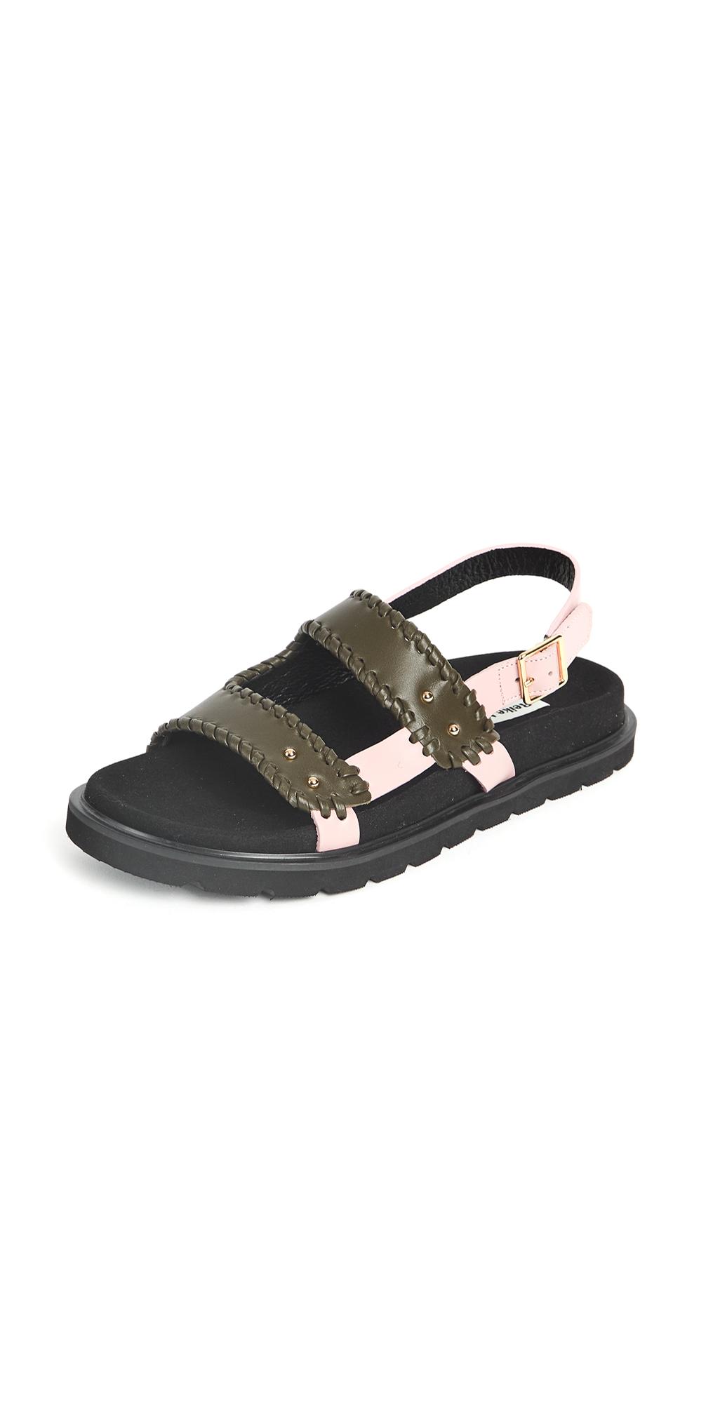 Reike Nen Turnover Mold Sandals