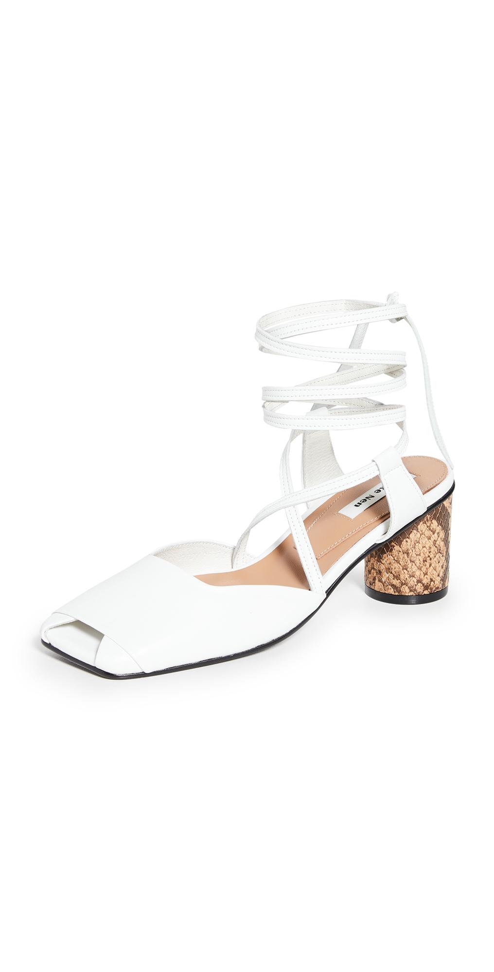 Reike Nen Open Toe Strap Sandals