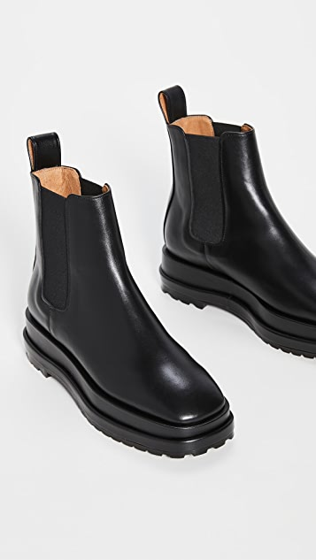 Reike Nen 厚底切尔西靴