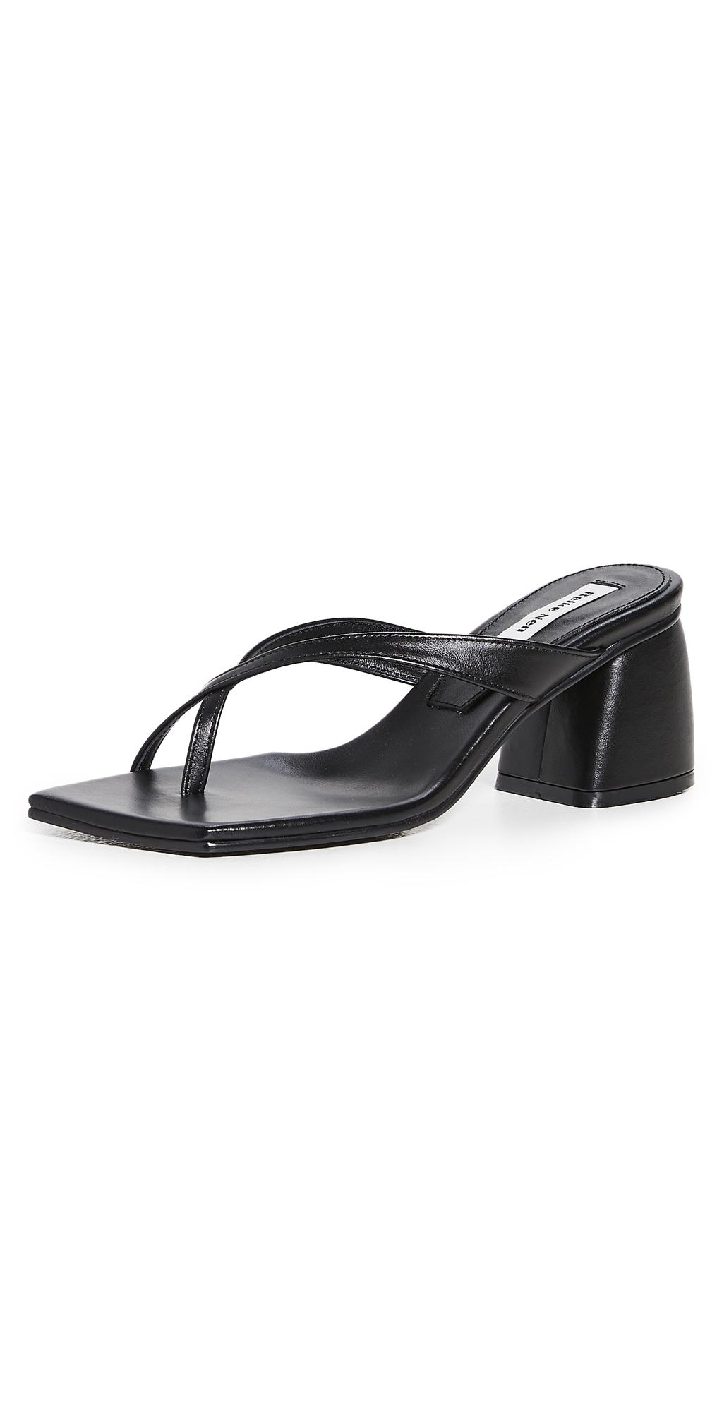 Reike Nen X Strap Flip Flop Heels