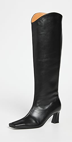 Reike Nen - Front Piping Long Boots