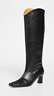 Reike Nen Front Piping Long Boots