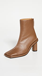 Reike Nen Front Piping Ankle Boots