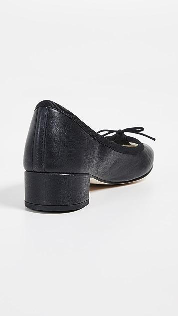 Repetto Camille Ballerina Heels