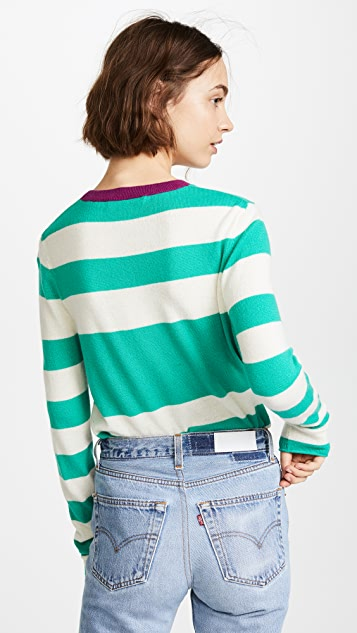Replica Los Angeles Five Stripe Sweater