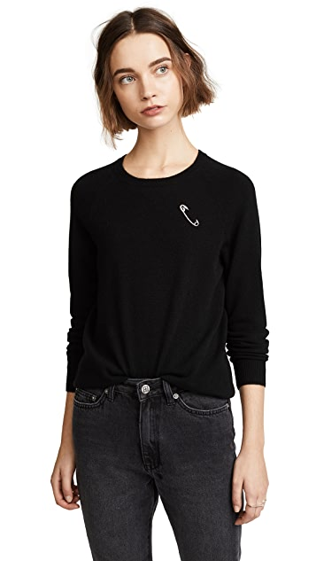 Replica Los Angeles Safety Pin Sweater