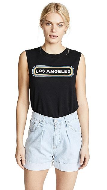 Replica Los Angeles Los Angeles Muscle Tee