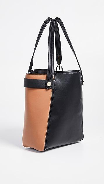 reTH Объемная сумка с короткими ручками Rowan