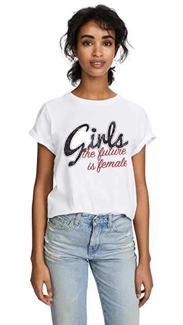 Retouched Girls Tee