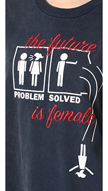 Retouched Problem Solved Tee