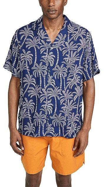 Reyn Spooner Trail Camp Shirt