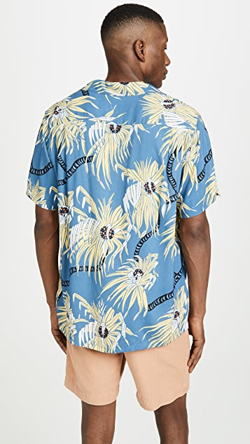 Reyn Spooner Pololu Short Sleeve Camp Shirt