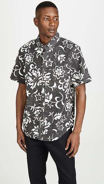 Reyn Spooner Pareau Royale Tailored Shirt