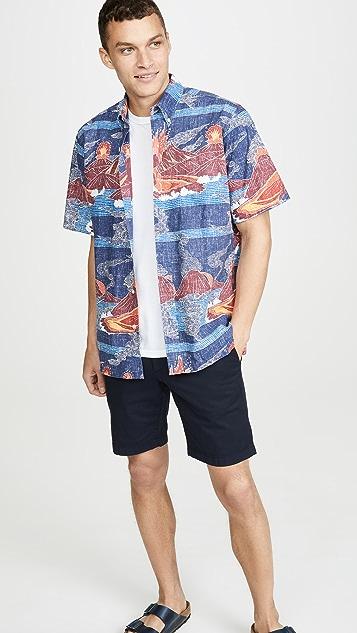 Reyn Spooner Volcano National Park Shirt
