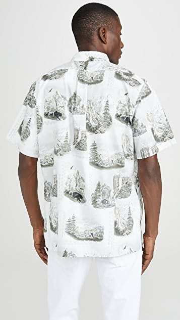 Reyn Spooner Yosemite National Park Shirt