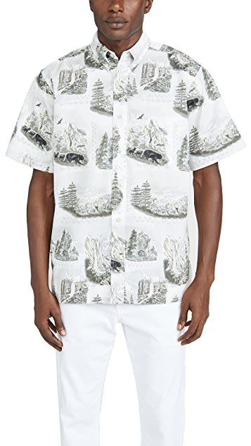 Reyn Spooner Yosemite National Park Shirt