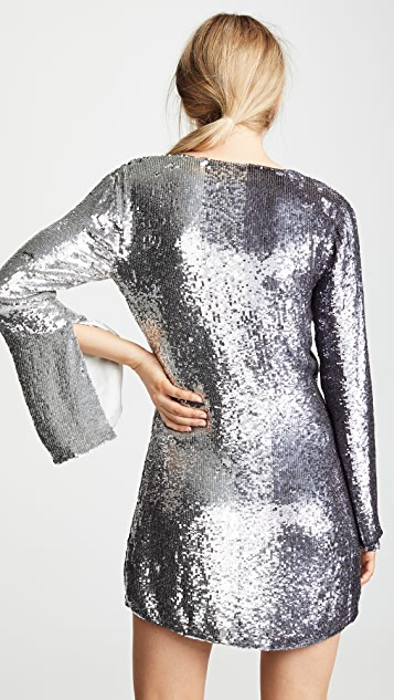 Retrofete Christine Sequin Dress