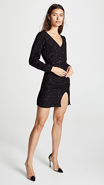 Retrofete Jamie Sequin Dress