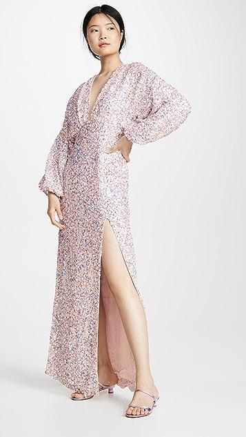 Retrofete Платье с блестками Camille