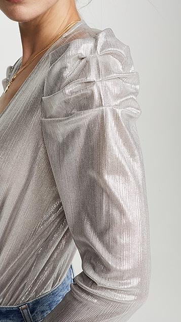 Retrofete Jophiel Thong Bodysuit