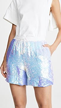 Belle Sequined Shorts