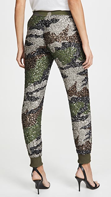 Retrofete Stacia Sequined Pants