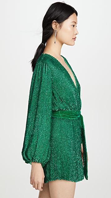 Retrofete Julie Sequin Dress