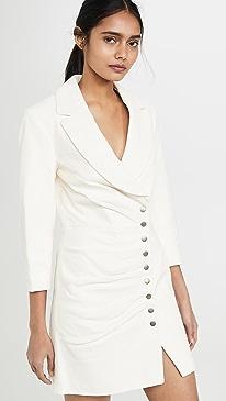 Willa Leather Dress