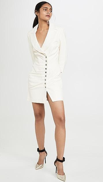 Retrofete Willa Leather Dress