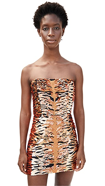 Retrofete Aurora Sequin Dress