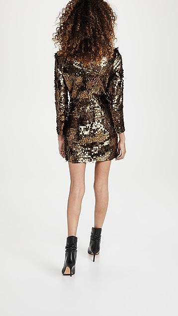 Retrofete April Sequined Dress