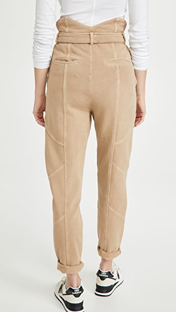 Retrofete Washed Terry Pants