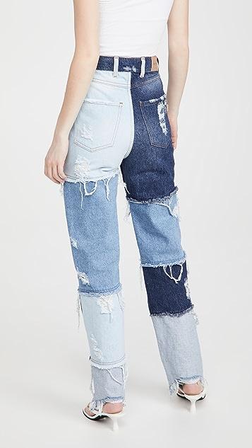 Retrofete Rikki 牛仔裤