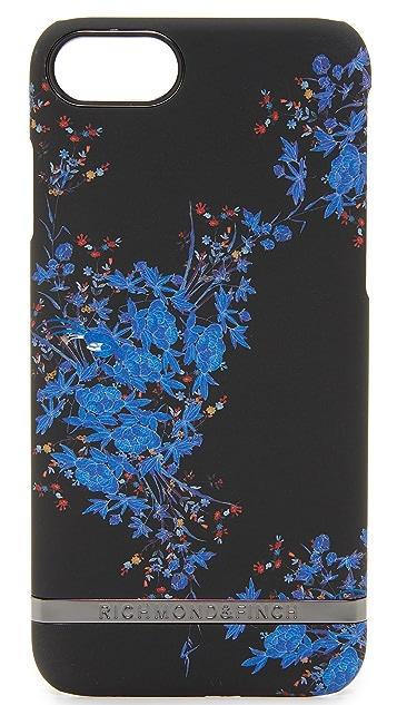 Richmond & Finch Midnight Blossom iPhone 7 Case