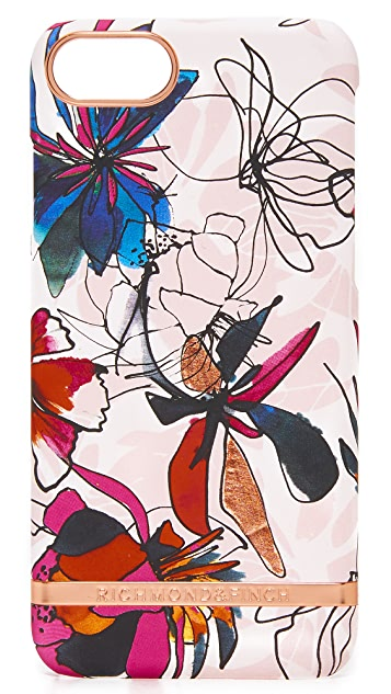 Richmond & Finch Enchanted Satin iPhone 7 / 8 Case